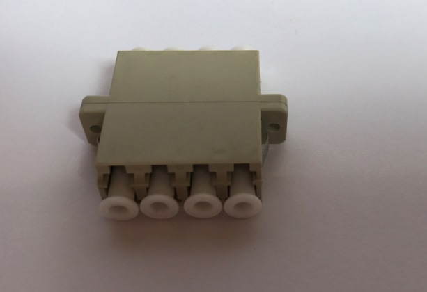 LC Multimode Quad Adaptör