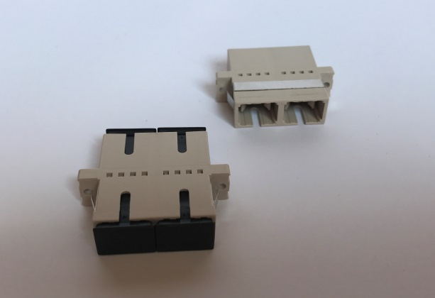 SC Multimode Duplex Adaptör
